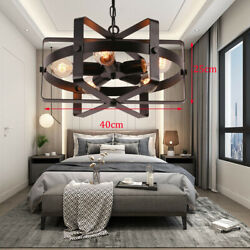 Drum Chandelier Modern Farmhouse Pendant Chandeliers for Dining Living Room $83.05