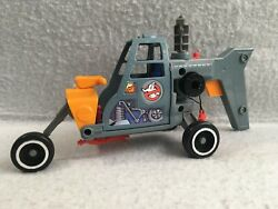 Vintage Ecto 2 Helicopter The Real GhostBusters Kenner Incomplete S6 4 $19.99