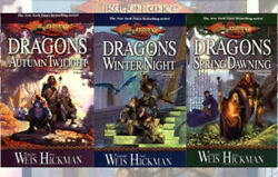 Dragonlance Chronicles Vol. 1 3 by Margaret Weis and Tracy Hickman $23.72