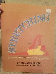Stretching for Everyday Fitness and for Running Tennis Raquetball; Cycling... $0.99