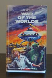 War Of The Worlds by H.G. Wells 1976 PB Andor Classics $7.50