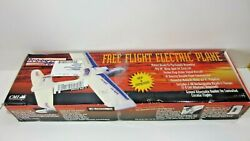 Vintage Free Flight Electric Plane from CMI INCORPORATED quot;FREE SPIRITquot; $39.94