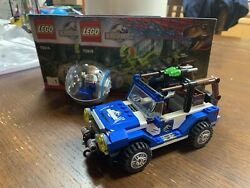 lego 75916 Jeep GyroSphere Minifig and Instructions. $21.00