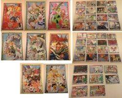 JAPANESE Japan DIGIMON ADVENTURE quot;Series 2quot; PUZZLE Story Trading Card YOU PICK $0.99