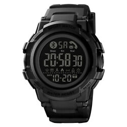 Men#x27;s Smart Military Digital Quartz Tactical Fashion Waterproof Sport Watch US $17.65