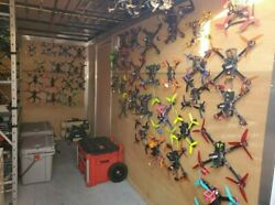 Drone fpv freestyle and racing rc drones $330.00