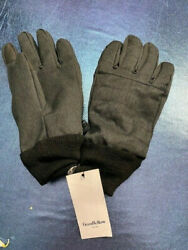 Goodfellow Winter Gloves Men Gray Size: L $10.00