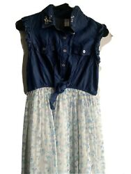 Girls Dress 14 16 $12.00
