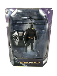 Batman Helicopter 2ch Infrared Helicopter Dc Hero Zone Nib By World Tech Toys $26.59
