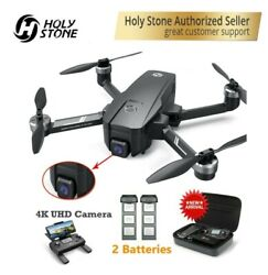 Holy Stone HS350 Foldable FPV Drone with Wifi Camera Quadcopter 2 Battery CASE $65.99