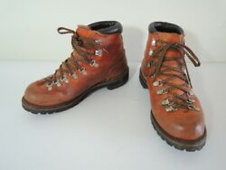 Vintage 1980s RED WING IRISH SETTER 825 Trekking Hiking Ankle Boots Size 11 D $250.00