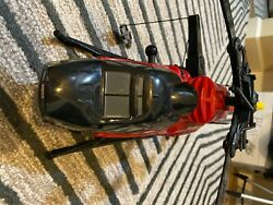 Large Red Helicopter toy good condition. $15.00