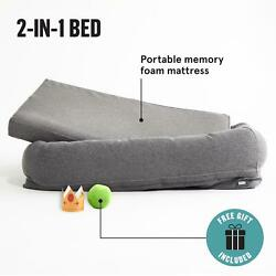 Dog Orthopedic Joint Relief Memory Foam Bed and Dog Toy removable cover $67.49