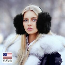 Women#x27;s Girls Lady#x27;s Winter Fashion Warm Faux Fur Earmuffs Ear Warmers $8.99