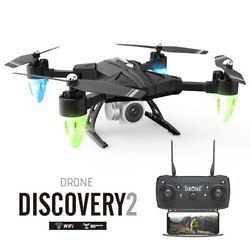FPV Drone Quadcopter Camera Dron Professional 4K Drone Helicopte 4K GPS Drone $75.99