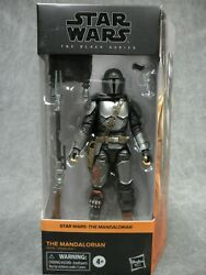 Star Wars Black Series NEW * The Mandalorian Beskar Armor * #01 Wave 1 Figure $34.95