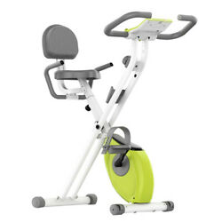 8 Level Exercise Bicycle Indoor Bike Cycling Cardio Foldable Gym Workout Fitness $134.99