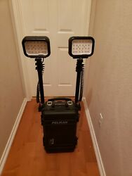 Pelican 9460 Remote Area Lighting System RALS 360° Rotating LED Fixtures