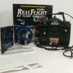 Great Planes RealFlight G3.5 R C Flight Simulator with InterLink Plus Controller $99.95