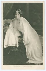 Stage And Movie Actress Pauline Frederick Vintage Postcard $9.99