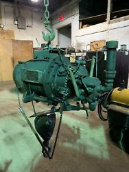 Ingersoll Rand 1000 lb Lift Capacity Air Hoist $250.00
