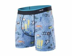 STANCE KIDS RECESS BOXER BRIEFS BOYS VARIOUS SIZES BRAND NEW WITHOUT TAGS $11.99