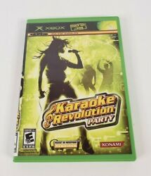 XBox Karaoke Revolution Party for XBox $12.00