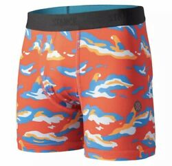 STANCE KIDS HARBOR BOXER BRIEFS BOYS VARIOUS SIZES BRAND NEW WITHOUT TAG $11.99