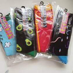 4x Adult Novelty Socks 4 PAIRS Avocadont even talk to me Oh Hell Yea... $9.99