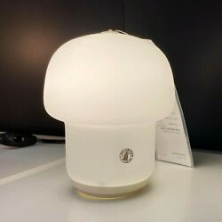 Ikea TOKABO Table lamp glass opal NEW $27.40
