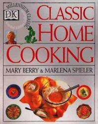 Classic Home Cooking Mary Berry Used Good $5.04