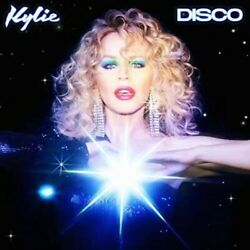 Kylie Minogue ***DISCO **BRAND NEW FACTORY SEALED CD