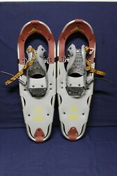 Tubbs Elevation 25 X 8quot; Women Aluminum Snowshoes 20 200 lbs Made in USA F1 $124.99