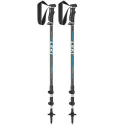 Leki Poles Journey Grey 20% OFF $65.60