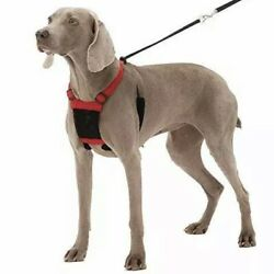 SPORN No Pull Dog Harness Mesh Red Large X Large New Open Box $14.50