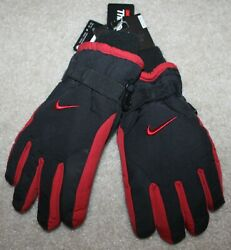 New Boys Nike Ski Gloves Snow; Winter; Thinsulate Size Youth 8 10 12 14 16 $14.79