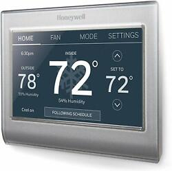Honeywell Home RTH9585WF1004 Wi Fi Smart Color Thermostat $89.99