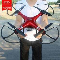 Remote Control Drones Large Quadcopter FPV Helicopter HD Camera Drone Flying $50.92