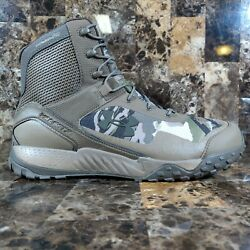 Under Armour UA Valsetz Hunting Tactical Camo Mens Boots 3021034 901 Size 14 New $119.00