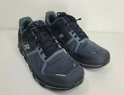 On Cloud Black Gray Running Shoes Sneakers Size 12 Mens $89.99