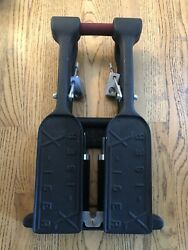 Xiser Commercial Mini Stairmaster Black With Carrying Case Excellent Condition