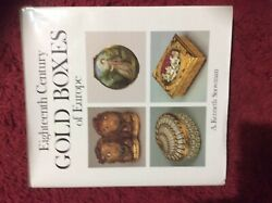 Eighteenth Century Gold Boxes Of Europe By A.Kemmeth Snowman. GBP 25.00