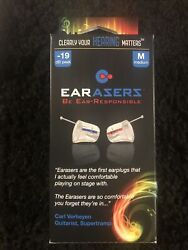 Earasers Musicians Plugs Medium $15.00