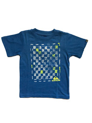 $16 Quiksilver NWT Youth Tee Front Print Surf Skate Casual Summer Size 3T $13.49