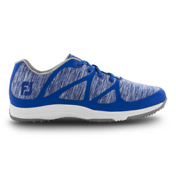 FOOTJOY WOMENS LEISURE BLUE SPIKELESS GOLF SHOES MULTIPLE SIZES $35.00