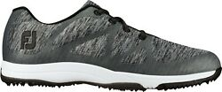 FOOTJOY WOMENS LEISURE SPIKELESS GRAY GOLF SHOES SIZE 6 $35.00