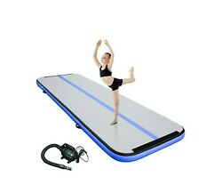 10ft CANWAY Air Track Inflatable Gymnastics Tumbling Mat Gymnastics Training $129.00
