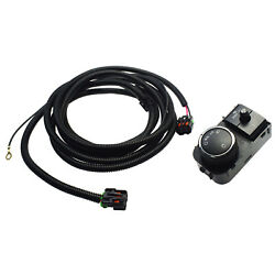 Headlight Lamp Switch amp; Wiring Harness For Chevy Silverado GMC Sierra 25858705 $46.40