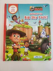 Ranger Rob At Big Sky Park Little Detectives : A Look And Find Book $9.99