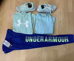 Girls Mixed Lot Of Nike and Under Armour Size Small amp; Medium